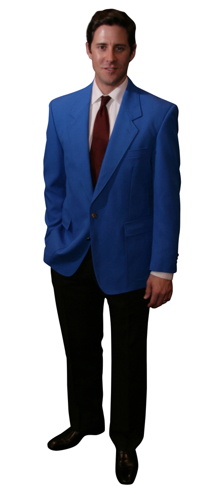 royal blue blazers