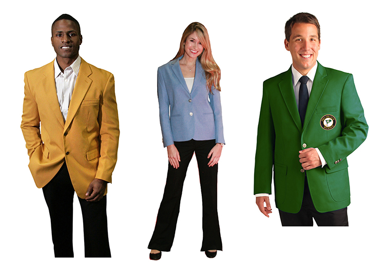 blazers suits and sportcoats for men and women