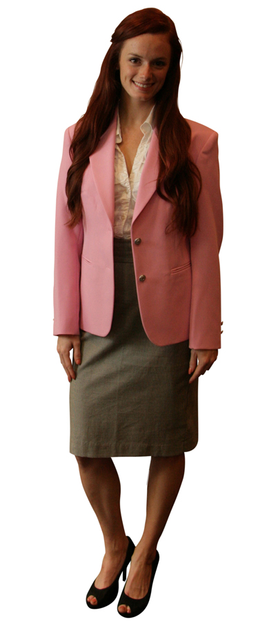 hot pink blazers for ladies