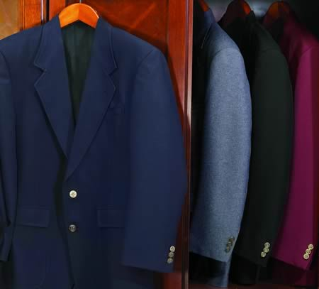 security uniform blazers for men and women
