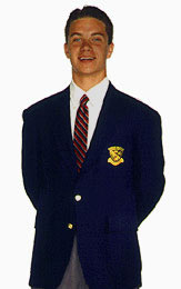 school uniform blazers with logo