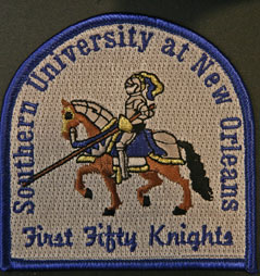 Southern University New Orleans First Fifty Knights