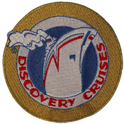 discovery cruises patch