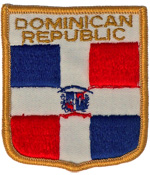 dominican republic flag logo