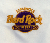 Hotel Casino Uniforms Embroidery