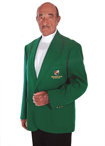 golf club blazer