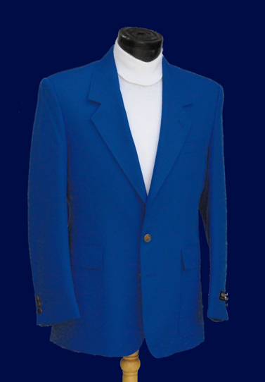 Men Blue Blazer Pictures to pin on Pinterest