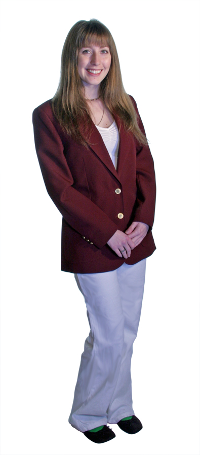 womens career apparel blazers