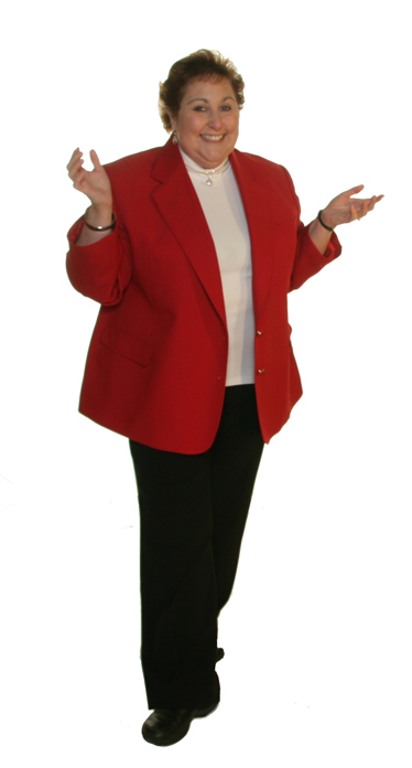 Red Blazers Plus Sizes