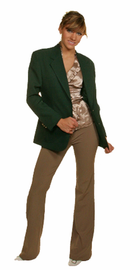 Mens and womens blazer jackets. Men's and women's career apparel ...