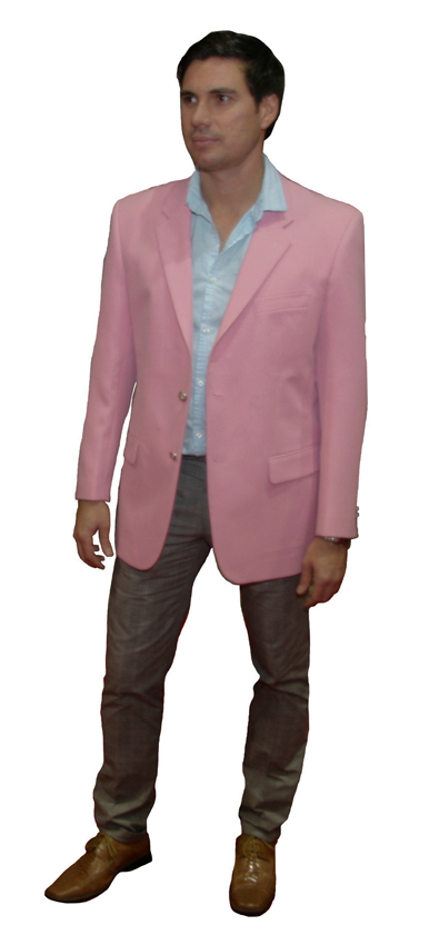 SKU# C7 Brand New Solid Mens Dress Fashion Single Breasted Fuchsia ~ Fuschia Hot Pink (Rose) Fuchsia ~ Fuschia~ Hot Pink Mens Blazer $ SKU# ITD MUP3 Beautiful Mens 2 Button Light Pink Fashion Dress With Nice Cut Smooth Soft Fabric $