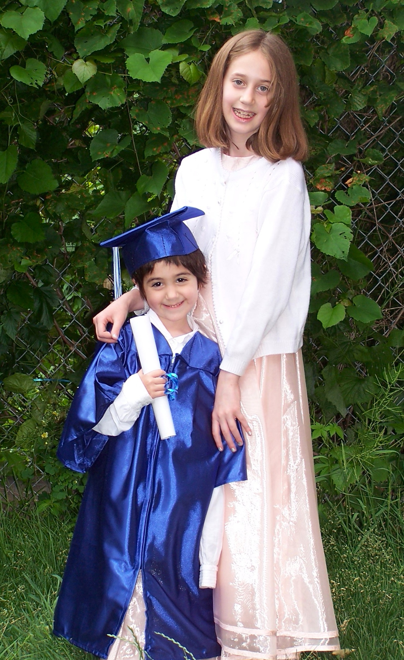 Preschool - Kindergarten Graduation Caps and Gowns