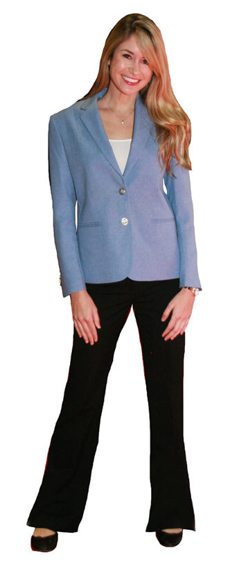 For unmatched sophistication, take a look at Torrid's vast selection of blazers including peplum, ponte cutaway and plus size fitted blazers. Slip into a black or white blazer for a classy look or give the world some color with blue, yellow, pink, red or green.